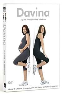 Davina - My Pre & Post Natal Workouts [DVD] [2007]