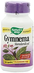 Nature's Way Gymnema, 60 Capsules