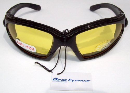 clear lens sports glasses  riding glasses