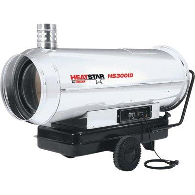 Heatstar Portable Diesel Indirect Fired Heater - 290,000 Btu, 2650 Cfm, Model# Hs300Id