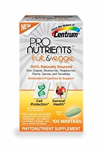 ProNutrients Fruit & Veggie, 100-Count