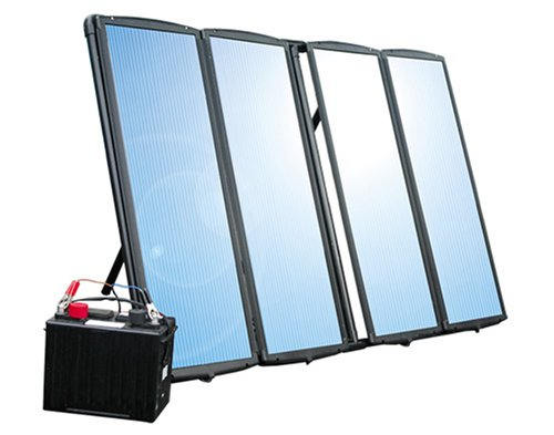 Accessory Save Energy 60 Watt Solar Kit With Frame