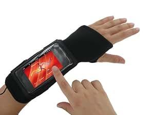 Wantalis SmartWatch Etui poignet pour Smartphone Noir S