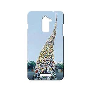 BLUEDIO Designer 3D Printed Back case cover for Coolpad Note 3 Lite - G2550
