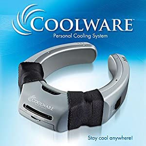 Coolware Water Cooling System That Attaches To Your Neck