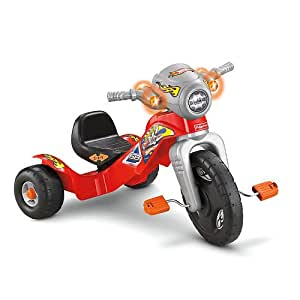 Fisher-Price Hot Wheels Lights and Sounds Trike: Amazon.ca: Toys & Games