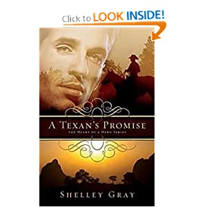 A Texan's Promise: The Heart of a Hero Series | Book 1 ebook