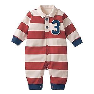 M&a Mono Body Pijama Jumpsuit OtoÑo Invierno Para BebÉ NiÑo NiÑa Unisex - BebeHogar.com