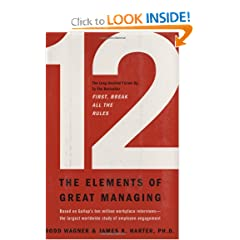 Books business investing management leadership management 12 the elements of great managing 9781595629982 rodd wagner phd james k harter books fandeluxe Choice Image