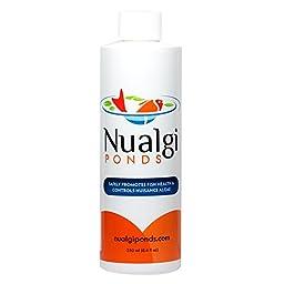 Nualgi Ponds Fish Health and Controls Algae, 250ml