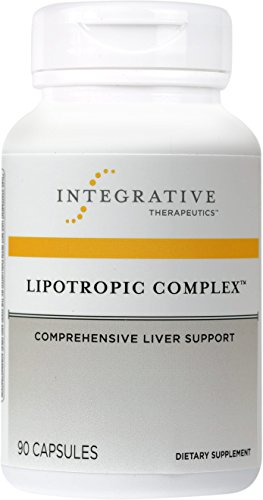 Intégrative Therapeutics - complexe lipotrope -
