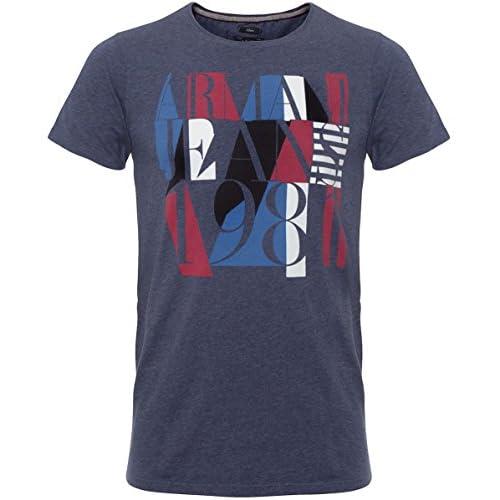 Armani Jeans 1981 T-Shirt Blue