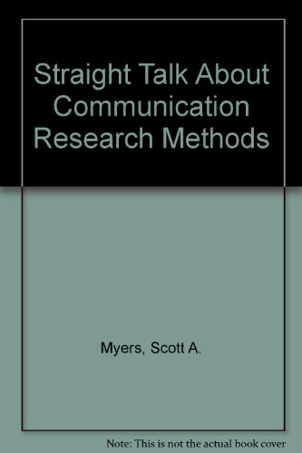 communications research methods The three different types of communication are this type of communication is indispensable for formal business communications and research estimates.