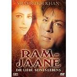 Ram Jaane - Die Liebe seines Lebens [DVD] (2006) Shah Rukh Khan, Juhi Chawla