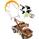 Cars 2 Gear Up And Go Mater Spy Vehicle W7867