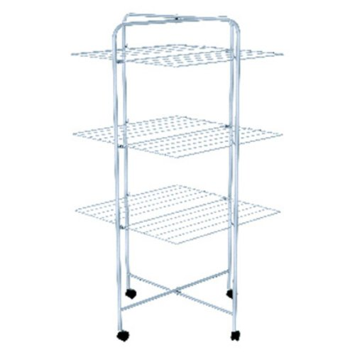 Outdoor Clothes Dryer Rack back-123652