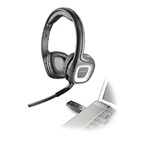 Amazon.com: Plantronics .Audio 995 Wireless Stereo Headset: Electronics