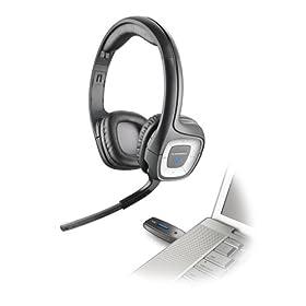 Amazon.com: Plantronics .Audio 995 Wireless Stereo Headset: Electronics