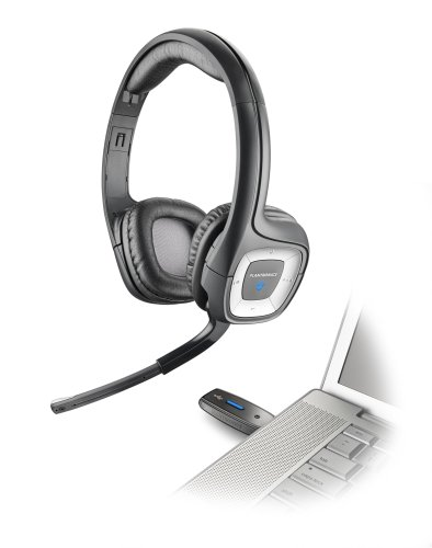 Plantronics .Audio 995 Wireless Stereo Headset - Frustration Free Packaging