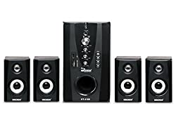5 Core Hi-Fi Multimedia Speaker HT-4108 Home Theater System,Compatible with different devices such as CD player, DVD player, Mp3 player and mobile phones