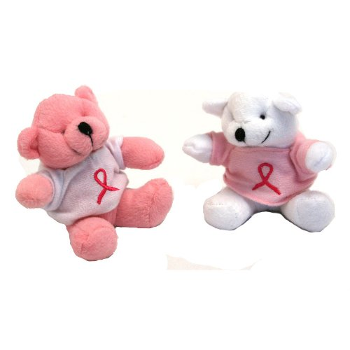 Pink Stuffed Animal front-1077881