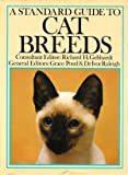 img - for A Standard guide to cat breeds book / textbook / text book
