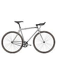 Charge Plug 0 single speed bike silver 2015