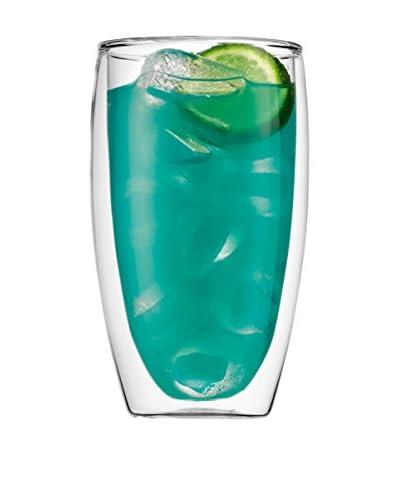 Bodum Pavina Double-Walled 15-Oz. Glass