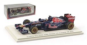 Spark - S3083 - Véhicule Miniature - Modèles À L'échelle - Toro Rosso Str9 - Gp Australie 2014 - Echelle 1/43
