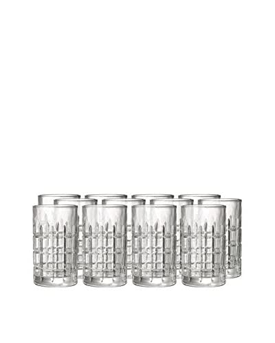 Artland Newport Set of 12 Highball Glasses