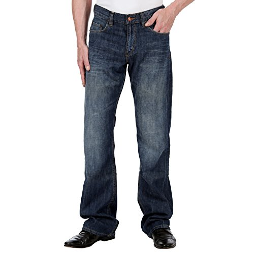 Mustang -  Jeans  - Uomo 535 dusty stong bleach 32 W/38 L