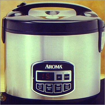 Aroma Steamer front-28677