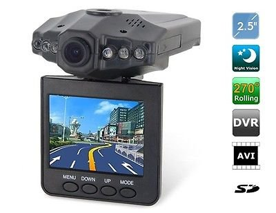 "HD DVR Recorder Videoregistrator Registrator Auto Kamera Dashcam Carcam Blackbox Nachtsicht Unfallkamera Videokamera CamCorder †berwachungskamera †berwachung G-Sensor + Bewegungserkennung Deutsches Menue KFZ 2,5"" TFT LCD Screen Kia - Lada - Lancia - Land Rover - Lexus Service2mm"