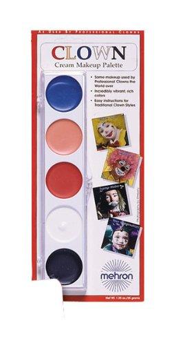 Loftus International Women's Clown Makeup Palette