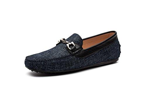 OPP Chaussures de Loisir Loafer Confort Mocassins Flats Pour Hommes