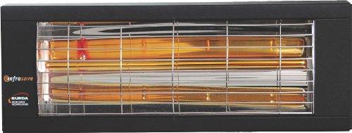 Infrasave IEP-1520 Indoor Garage/Workshop Electric Infrared Radiant Heater, 1500w/120V (Garage Heater 120 compare prices)
