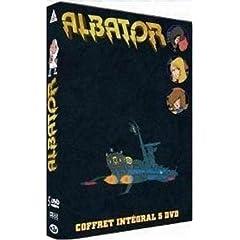 dvd albator