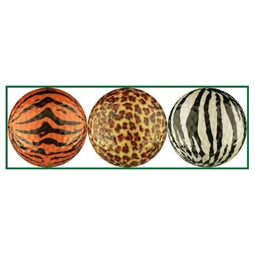 Amazon.com: Animal Print Collection Golf Balls