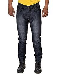 Karya Men Black Slim Fit High Fashion Jeans