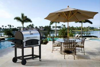 Dyna Glo Dgn576snc D Dual Zone Premium Charcoal Grill