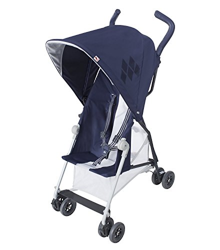 Why Should You Buy Maclaren Mark II Stroller, Midnight Navy