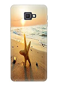 Samsung Galaxy J7 Prime Cover, Designer Printed Back Case, Back Cover by Care...