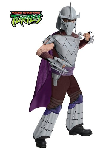 Teenage Mutant Ninja Turtles Deluxe Shredder Costume