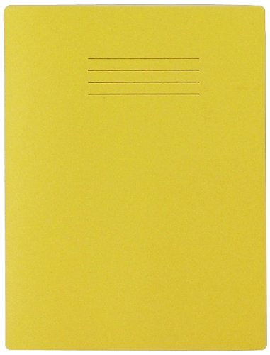 rhino-s20-9x7-32-page-project-book-yellow-pack-of-10