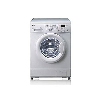 LG Six Motion Direct Drive Fully-automatic Front-loading Washing Machine (5.5 Kg, Blue White)