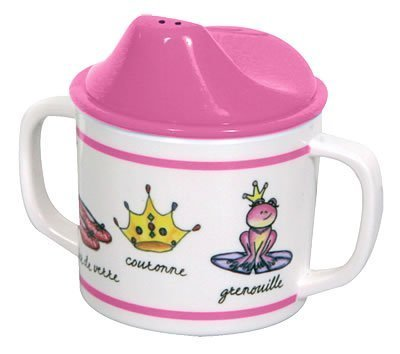 Baby Cie Sippy Cup - Princess - 8 oz - 1