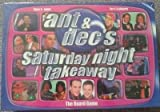 Ant & Dec's Saturday Night Takeaway The Board Game