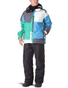 Billabong Men's Tweak Snow Jacket - Golf Green, XX-Large