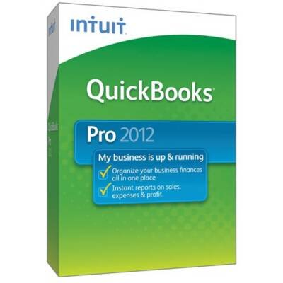 Intuit QuickBooks 2012 Pro - Complete Product - 1 User