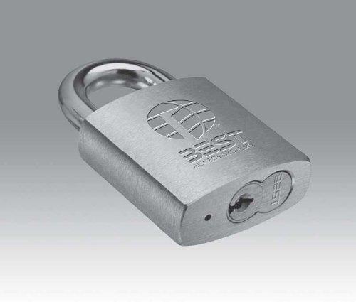 Best 11B772L Standard Key Removable Core Padlock Sfic (Less Core)